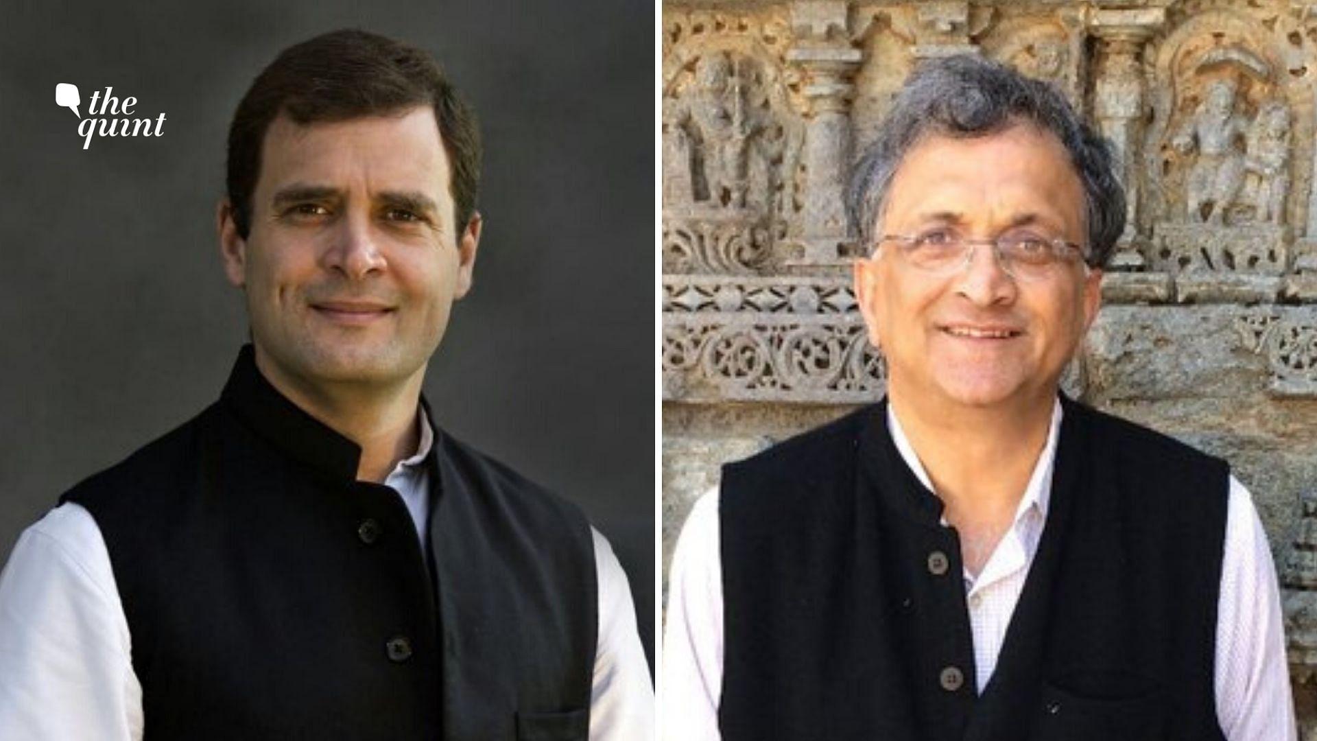 Rahul 'Fifth-Generation Dynast,' Cong 'Pathetic Family Firm': Guha