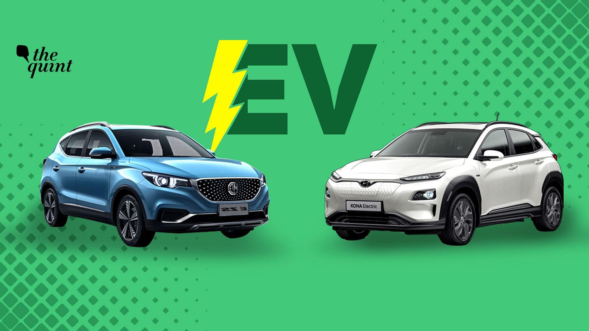 MG ZS EV vs Hyundai Kona EV: Which Electric SUV Worth Buying?