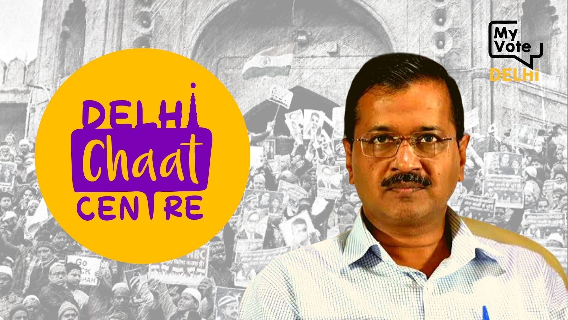 Delhi Chaat Centre | Data Explains Kejriwal's 'Silence' On CAA Row