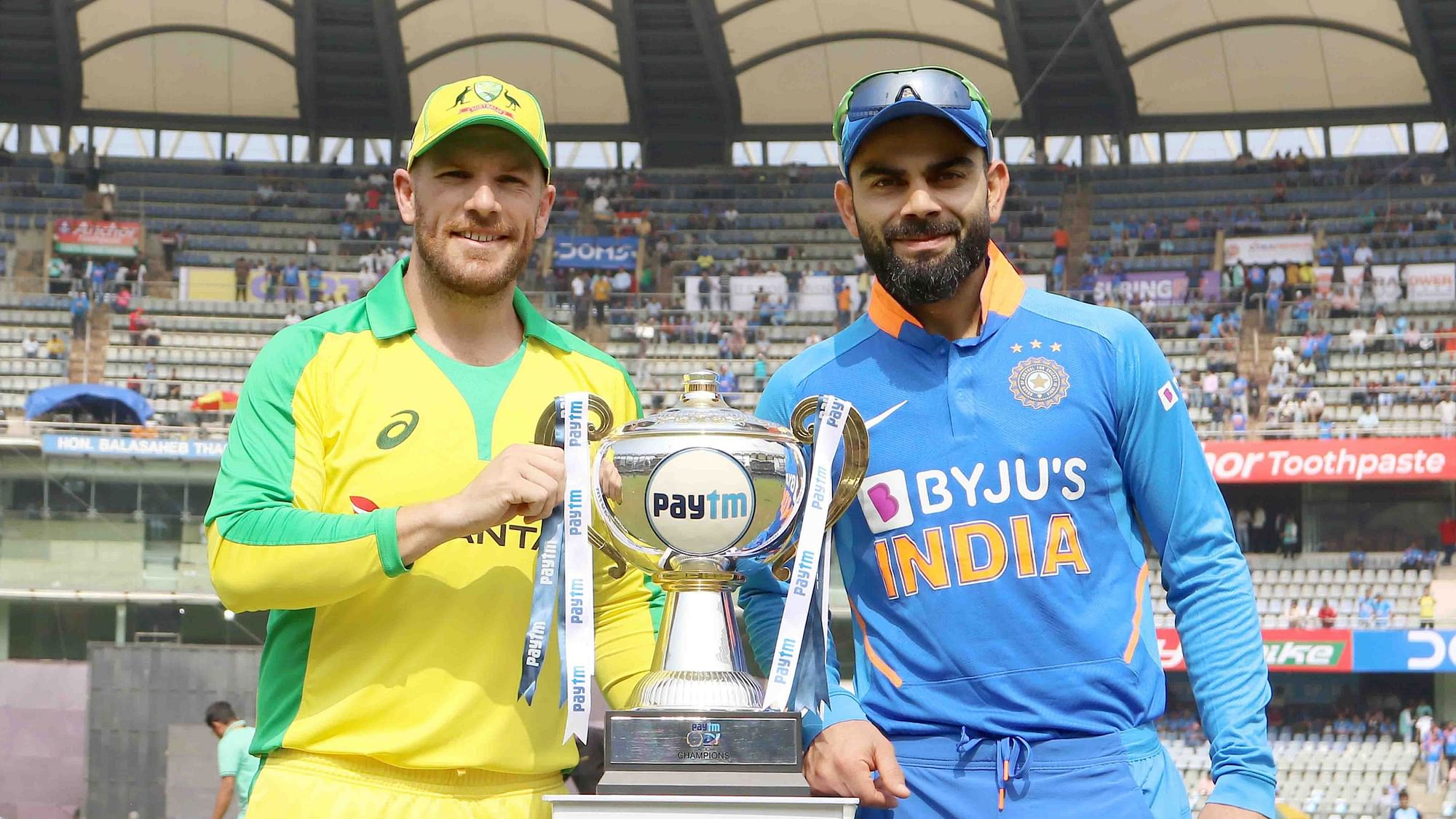 India vs Aus 3rd ODI: Series on the Line, Aus Elect to Bat First