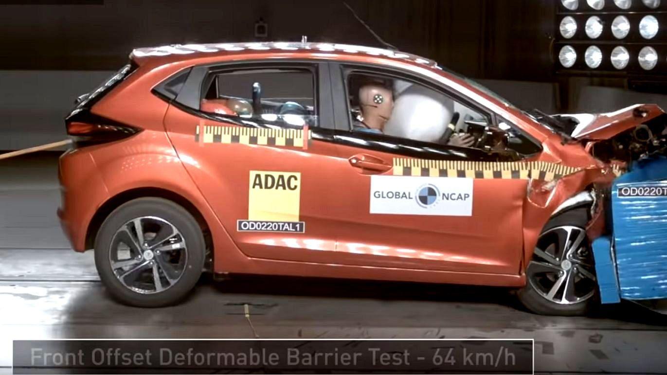 AutoQ: New Bajaj Chetak Electric, Tata Altroz Crash Test & More