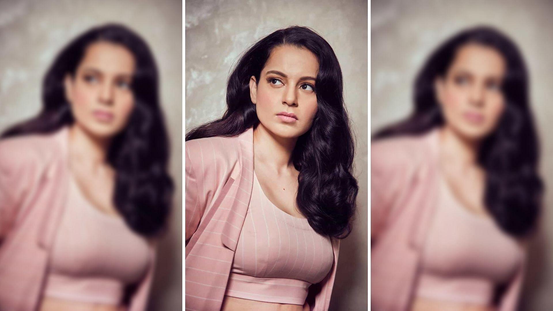 Kangana Ranaut to Play Air Force Pilot in Next Film