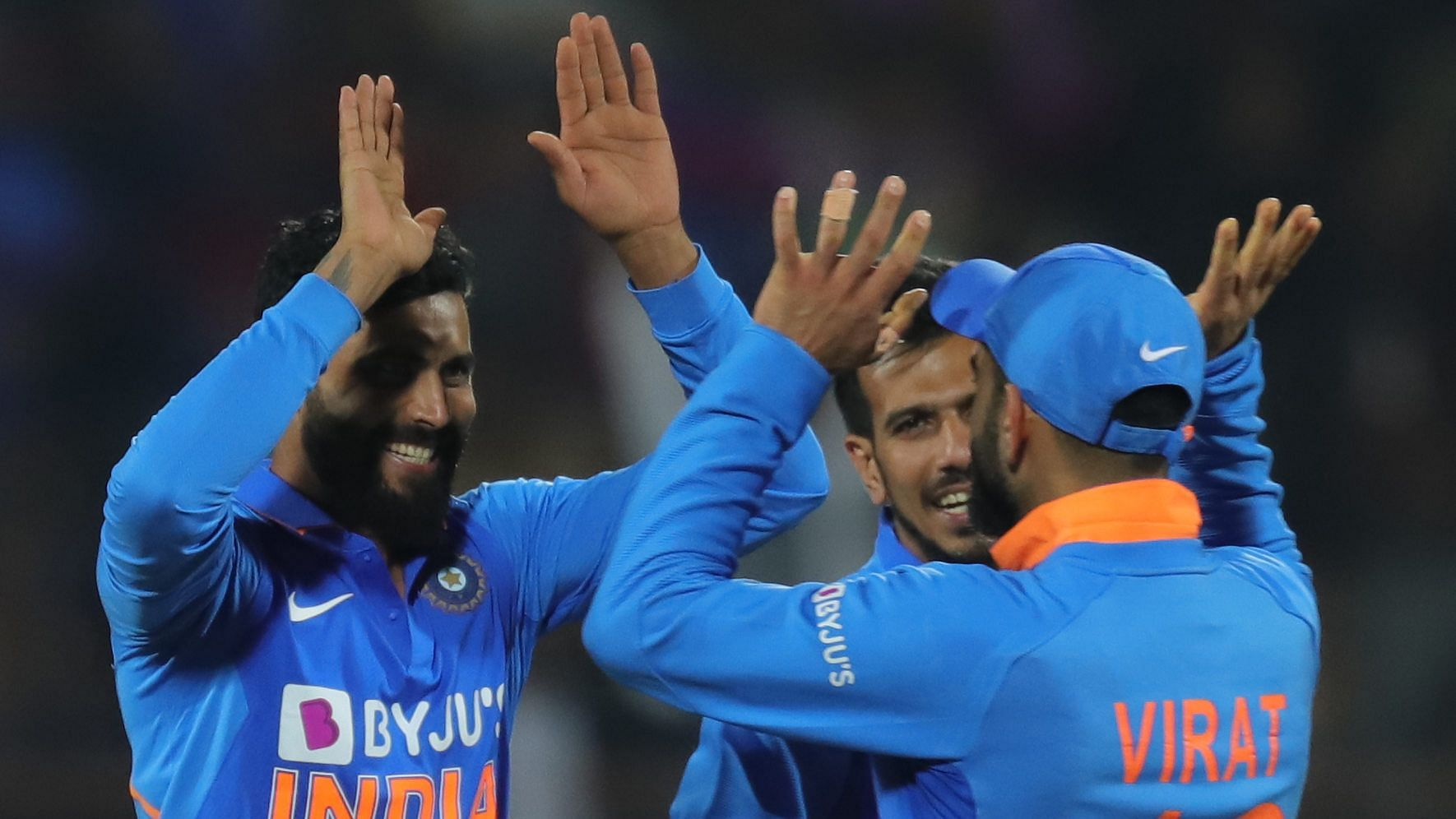 2nd ODI: Shami Misses Hat-Trick, India 3 Wickets Away From Victory