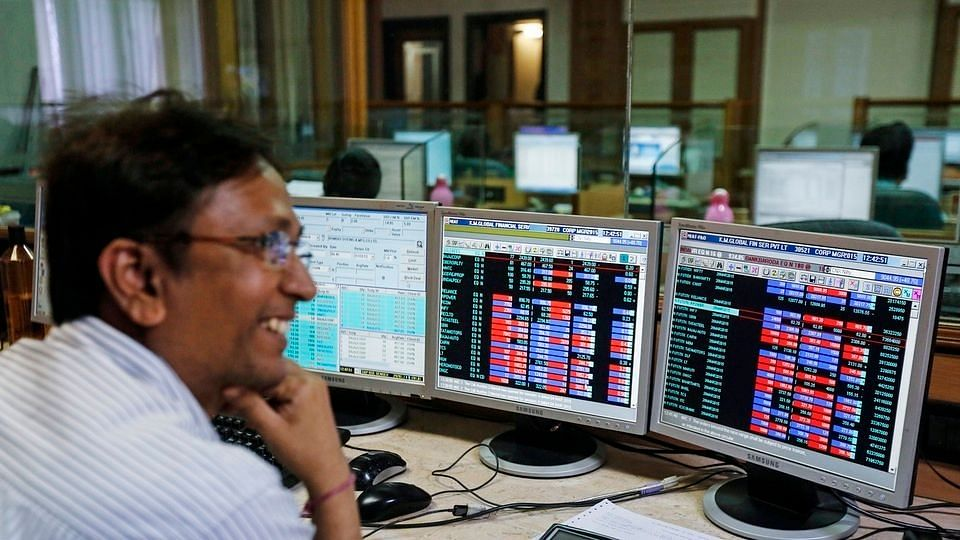 Sensex Surges 630 Points as Markets Rally on Easing Global Woes