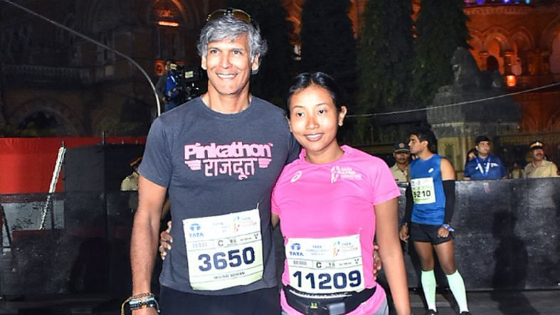 Milind Soman, Rahul Bose, Other Celebs Run at Mumbai Marathon 2020