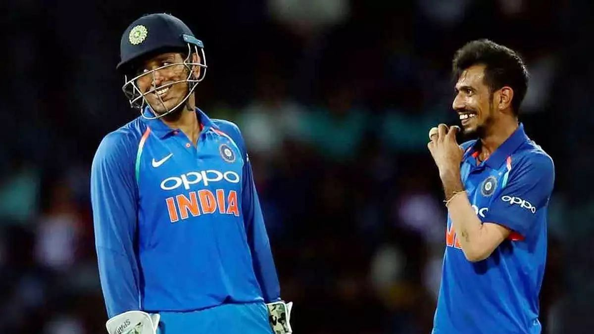 We Miss Dhoni, No One Sits on His Seat in the Team Bus: Chahal