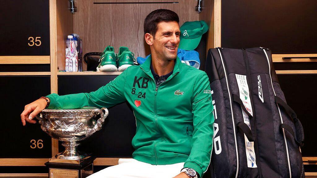 Djokovic Returns to World No 1; Kenin Top American Woman at No 7