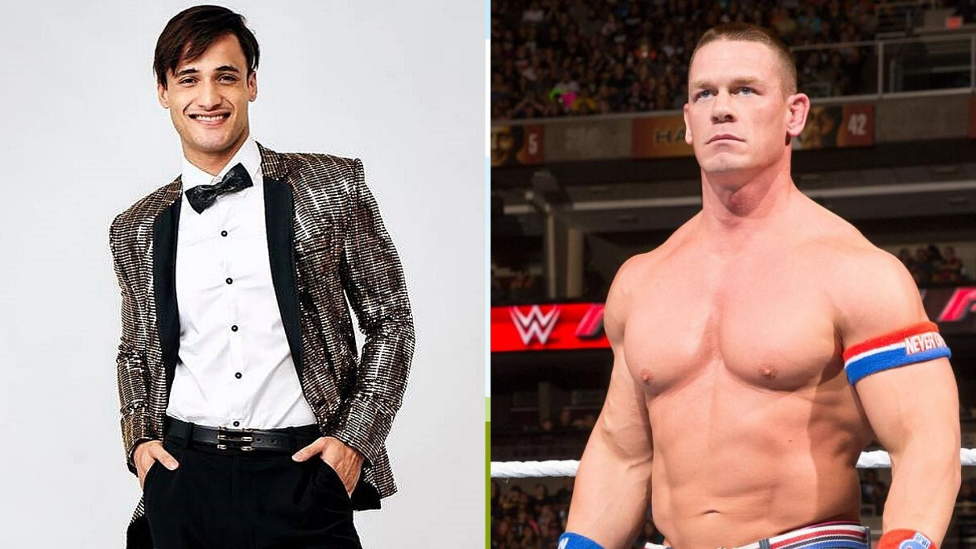 John Cena Surprises Fans With 'Bigg Boss' Contestant Asim's Pic