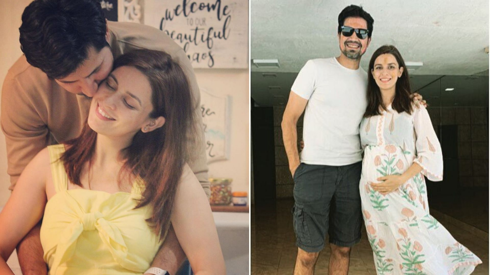 Actors Sumeet Vyas and Ekta Kaul Announce Their Pregnancy During ...