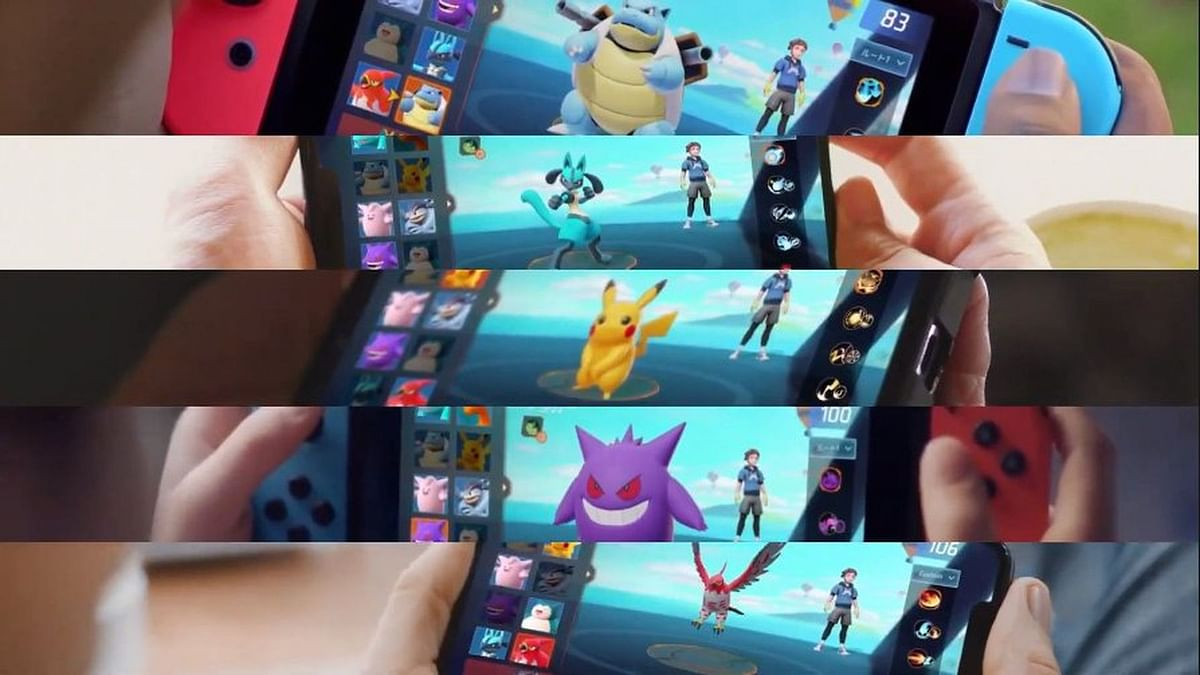 Nintendo and Tencent Games come together for an upcoming Pokemon Game- Pokemon Unite