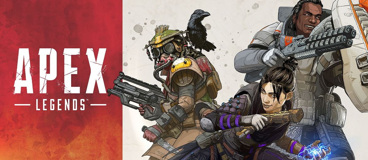 EA's Apex Legends is coming to Mobile in 2021