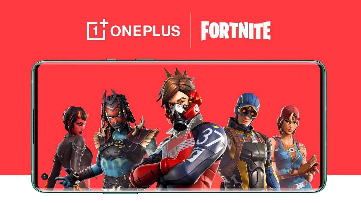 OnePlus & Epic Games partner to give the first ever 90 FPS Fortnite experience on a Smartphone