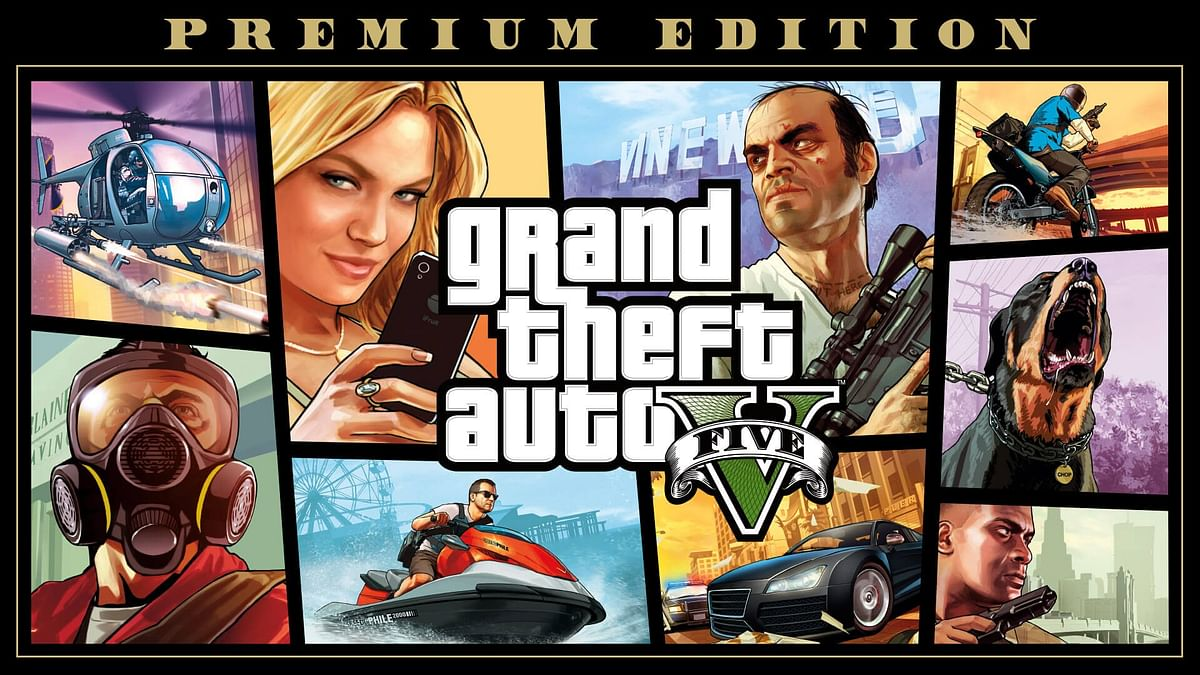 GTA V giveaway saw the Epic Games Store's concurrent user numbers almost compete with Steam