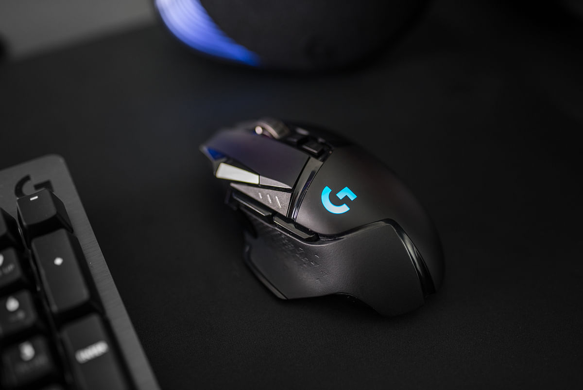 Logitech G502 Lightspeed Wireless Gaming Mouse officially launched in India at ₹14,995.