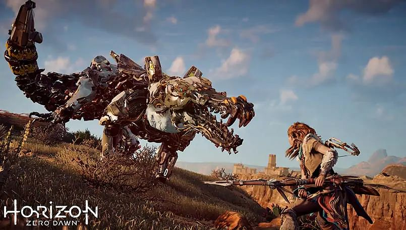 New patch for Horizon Zero Dawn PC fixes up some things, but there's still more to be done