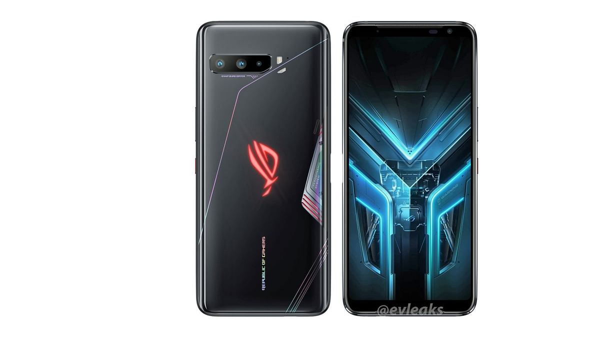 Asus ROG Phone 3 leaks show off a stunning gaming phone for high end performance