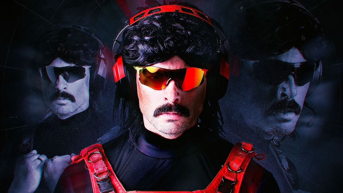 Dr Disrespect to stream PUBG with Scout OP on YouTube this Friday