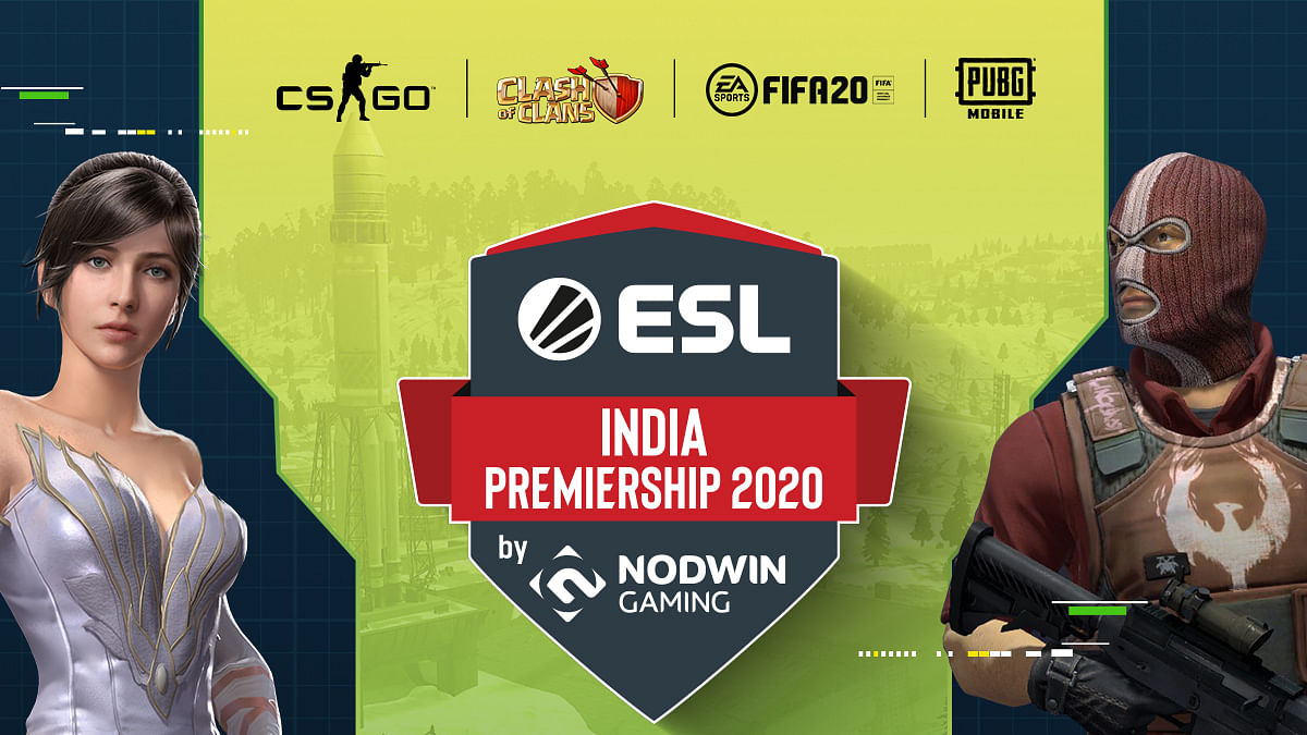 With Fall Season 2020, India's premier esports league, ESL India Premiership is back with a bang
