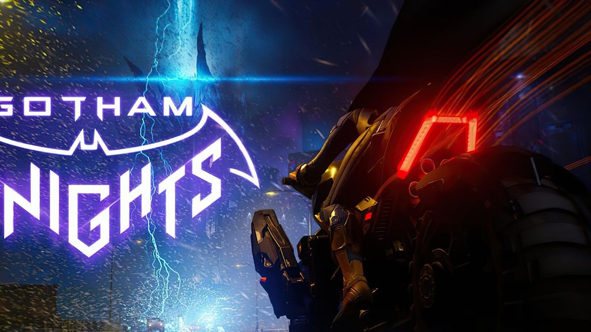Here's what you need to know about WB. Games Montreal Studios upcoming game- Gotham Knights