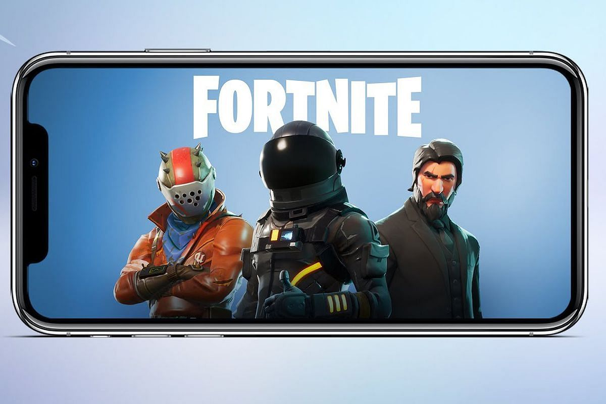 Following ban on the iOS app store, Apple iPhones with Fortnite are selling for more than $1000