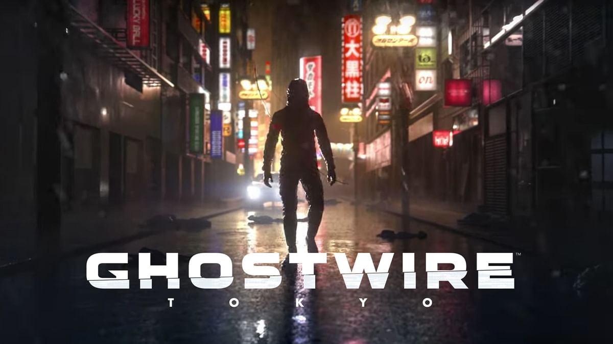 New Ghostwire Tokyo information reveals key aspect: You can pet the dogs!
