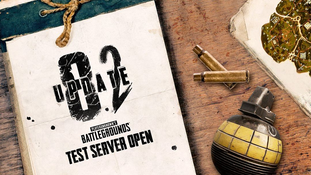 New update on PUBG PC goes live on test servers; adds new weapon, decoy grenade