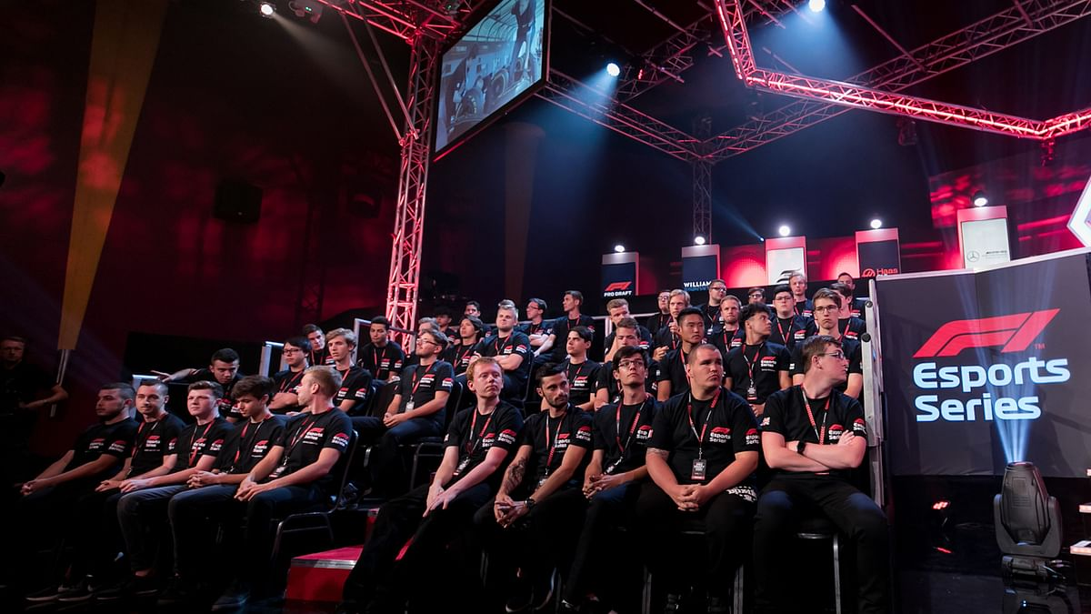 F1 Esports 2020 announced by Formula 1 with $750,000 prize pool
