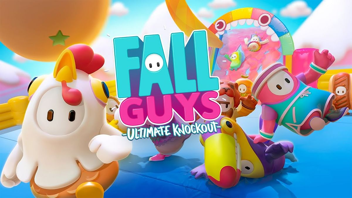 Fall Guys Season 2 is out now with lots of medieval mayhem