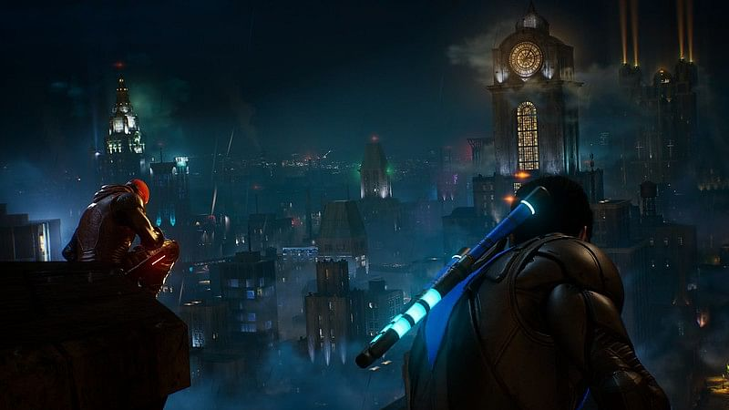 Four new heroes take to the streets and rooftops of Gotham City to tackle crime in Gotham Knights