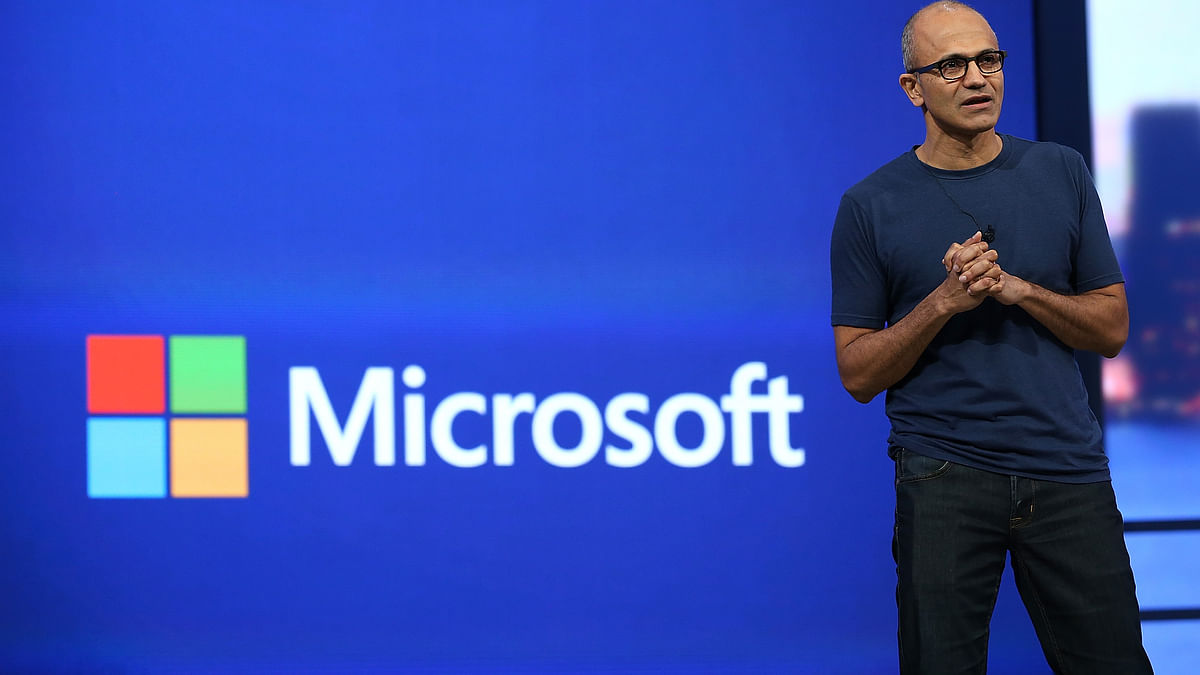 Microsoft not done buying video game companies says CEO Satya Nadella