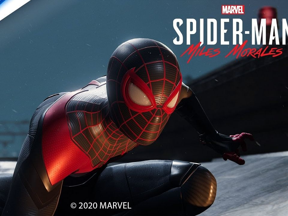 Take a look at PlayStation's exclusive new action-adventure game Spiderman: Miles Morales
