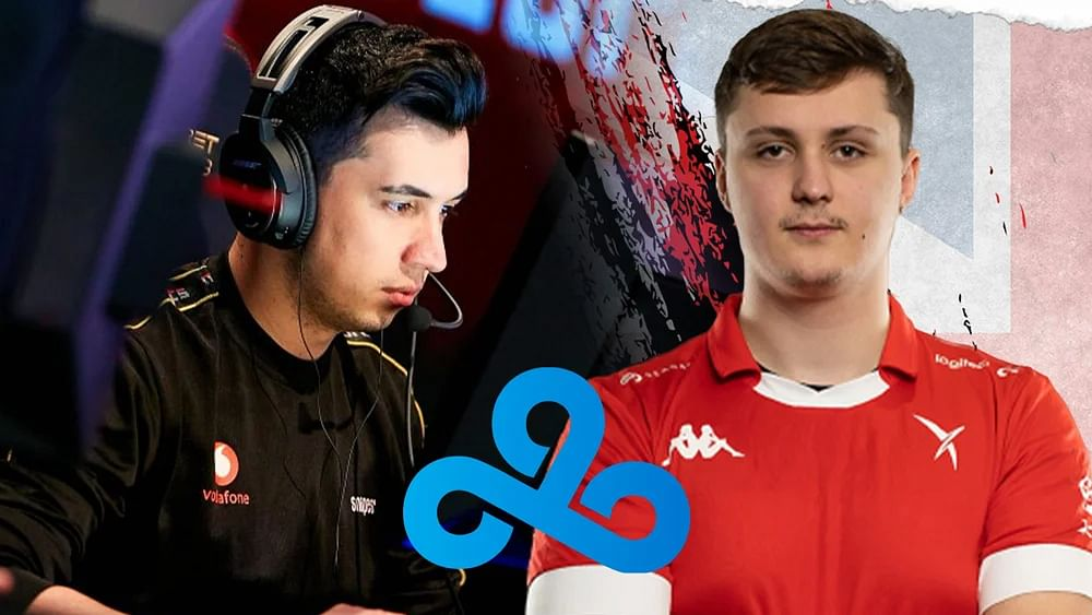 woxic and mezi join Cloud9's 'revamped' CS:GO roster