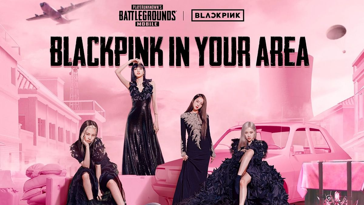 PUBG Mobile collaborates with a K Pop Band