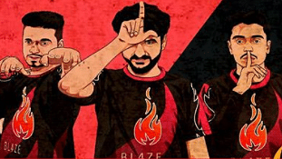 BL4ZE Esports win two separate Grand Finals on the same day; both against 2EZ gaming.