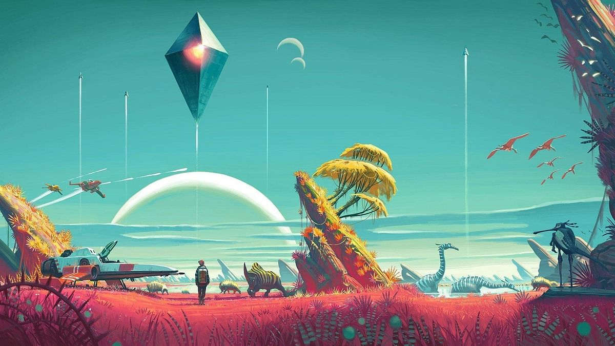 No Man's Sky update 3.0 offers a bigger, diverse universe for exploration