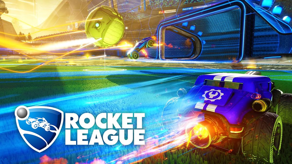 Rocket League will be Free to Play on all platforms from 23rd September