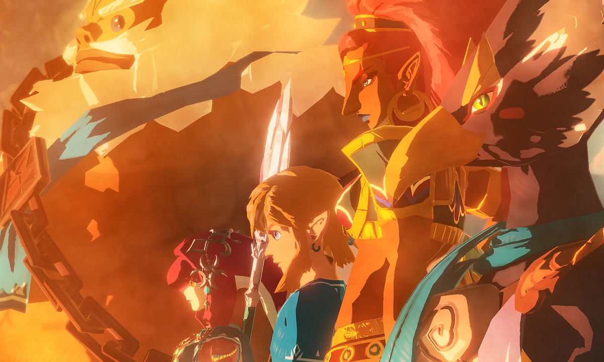 """""""Hyrule Warriors: Age of Calamity"""", a prequel to """"Breath of the Wild"""" releases on 20th November"""