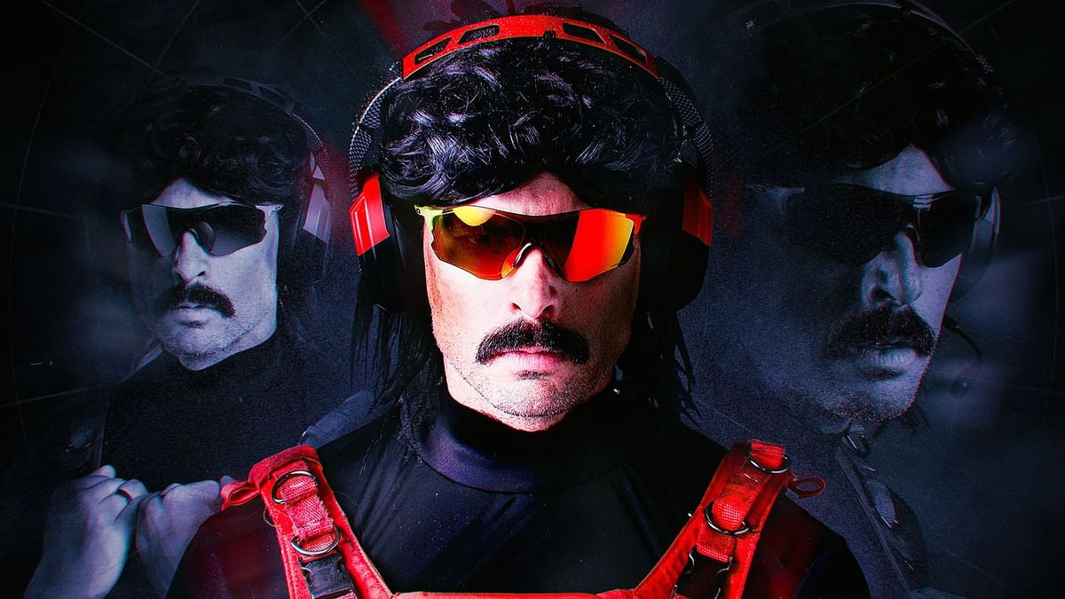 Dr. Disrespect opens up about mental health months after his own Twitch ban