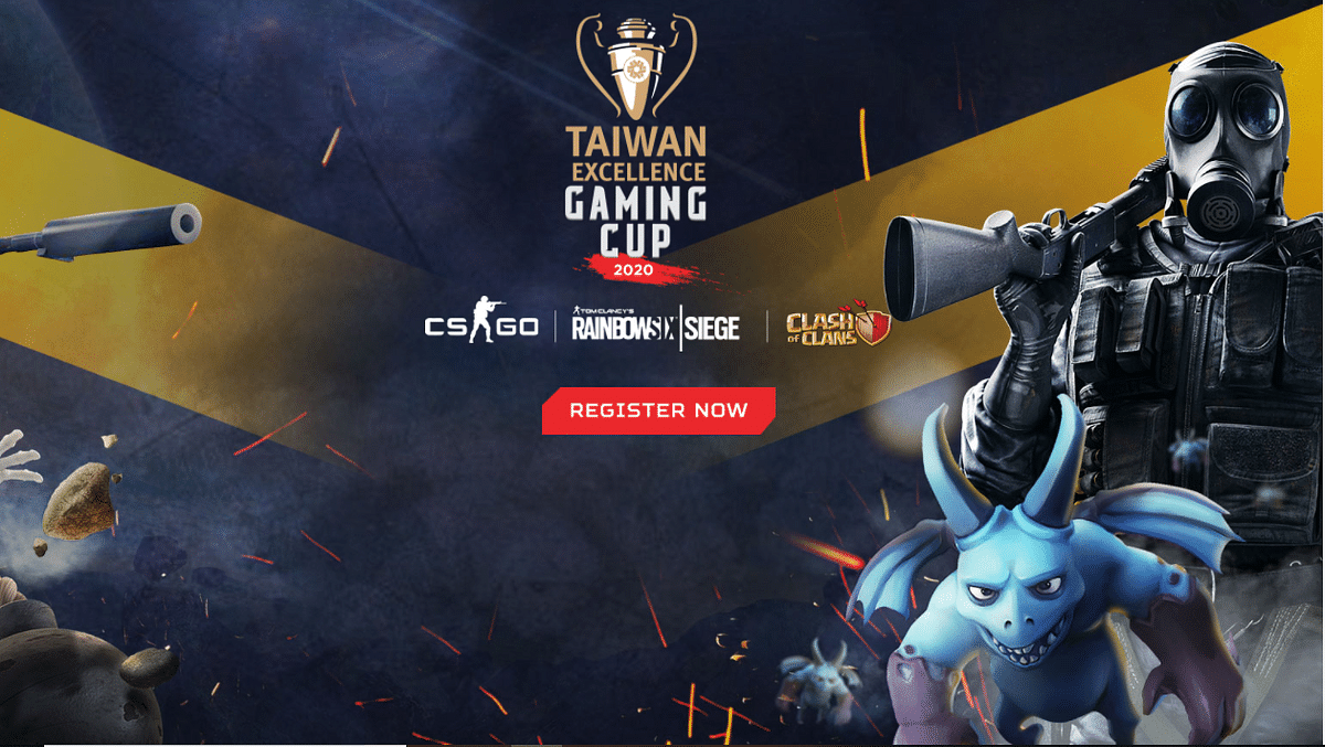 Marcos Gaming wins the Taiwan Excellence Gaming Cup for Clash of Clans