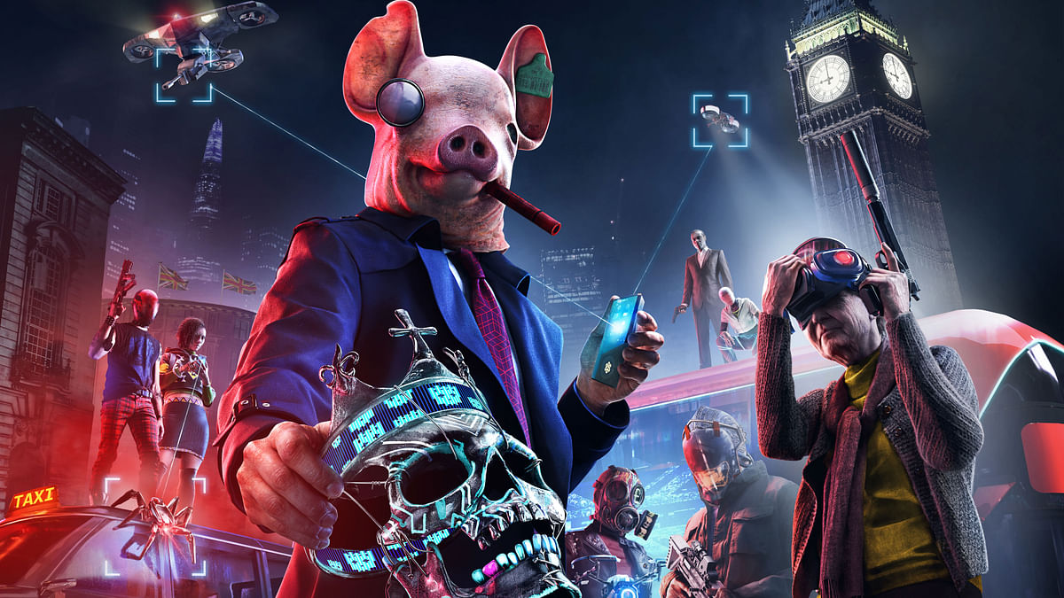 Watch Dogs: Legion launched for Windows, PlayStation 4, Xbox One and Stadia