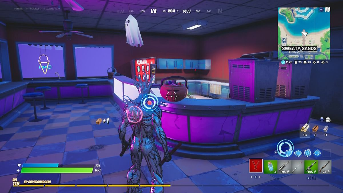Fortnite: We'll tell you the best places to find candy during Fortnitemares 2020