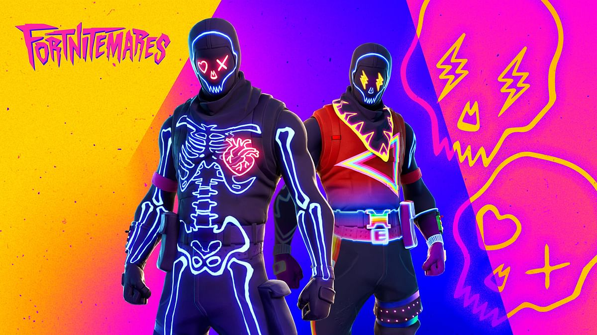 Fortnite's annual Halloween event to feature J Balvin concert