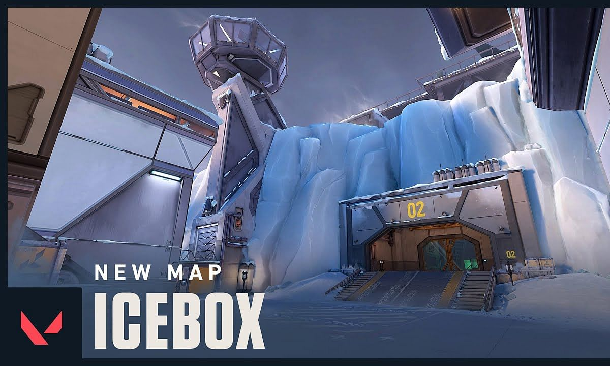 Valorant Act III new map Icebox revealed by Riot Games