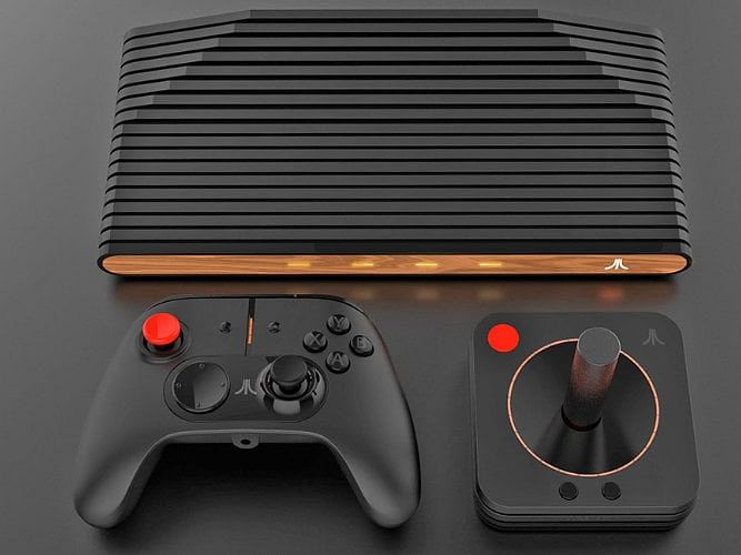 Atari takes on Microsoft and Sony with its VCS console out in November