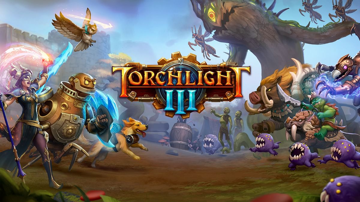 Torchlight 3 officially launched across multiple platforms