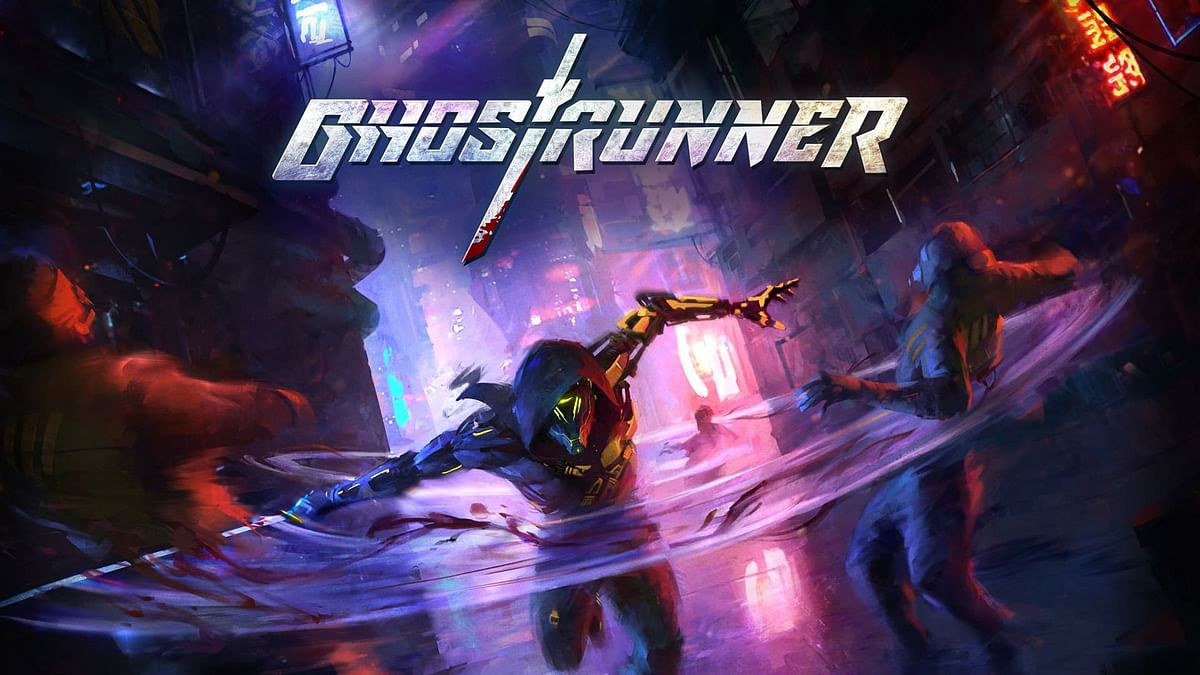 Ghostrunner is getting a hardcore mode with tougher enemies and new levels