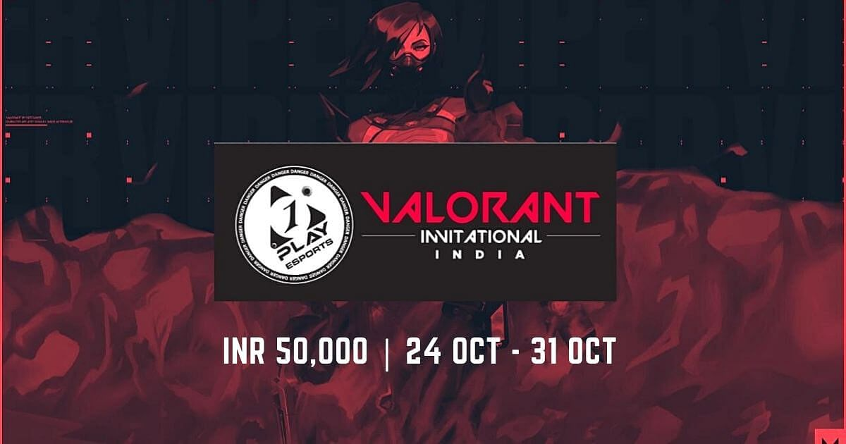 1 Play Esports announces VALORANT Invitational India tournament
