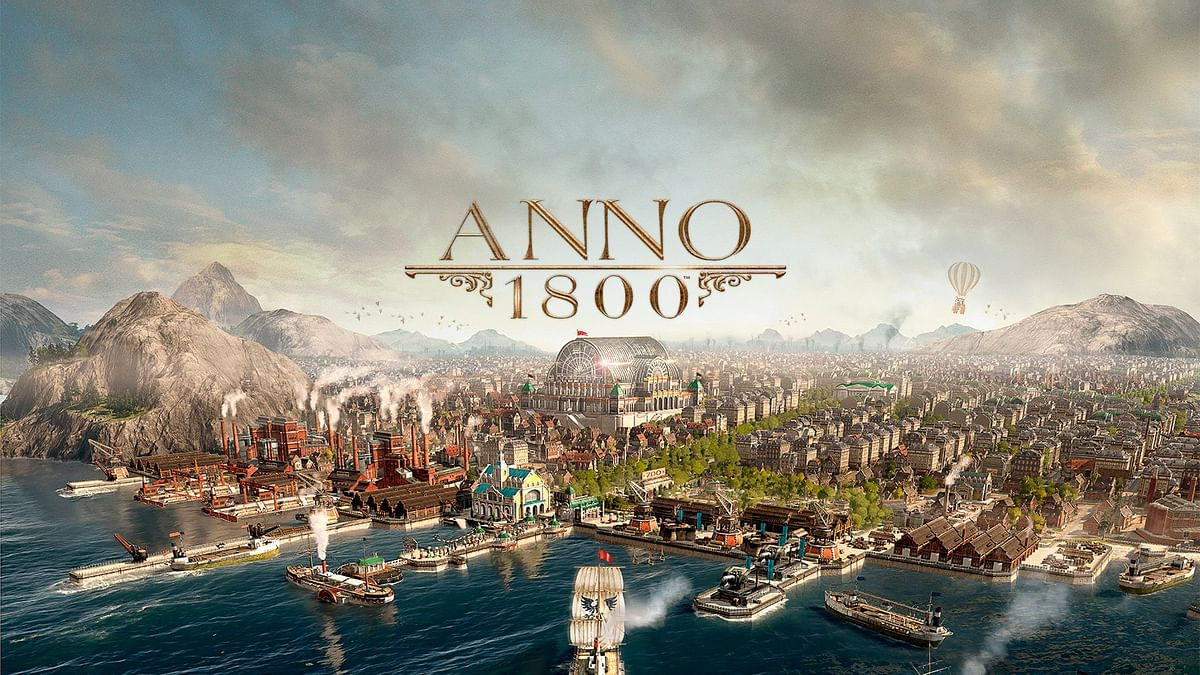 Ubisoft announces the new Land of Lions DLC for Anno 1800