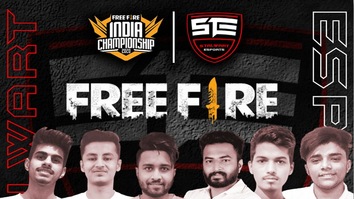 Stalwart Esports announces their roster for FreeFire Indian Championship 2020