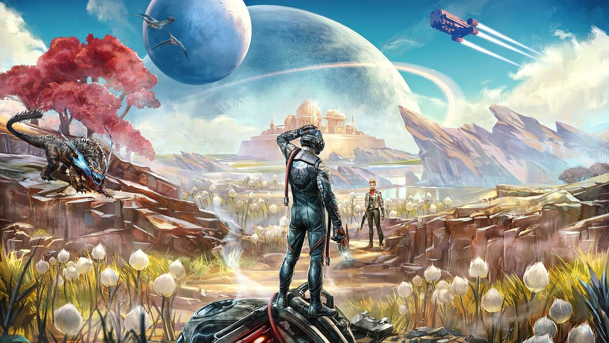 Sci-Fi action RPG The Outer Worlds is coming to Steam on October 23